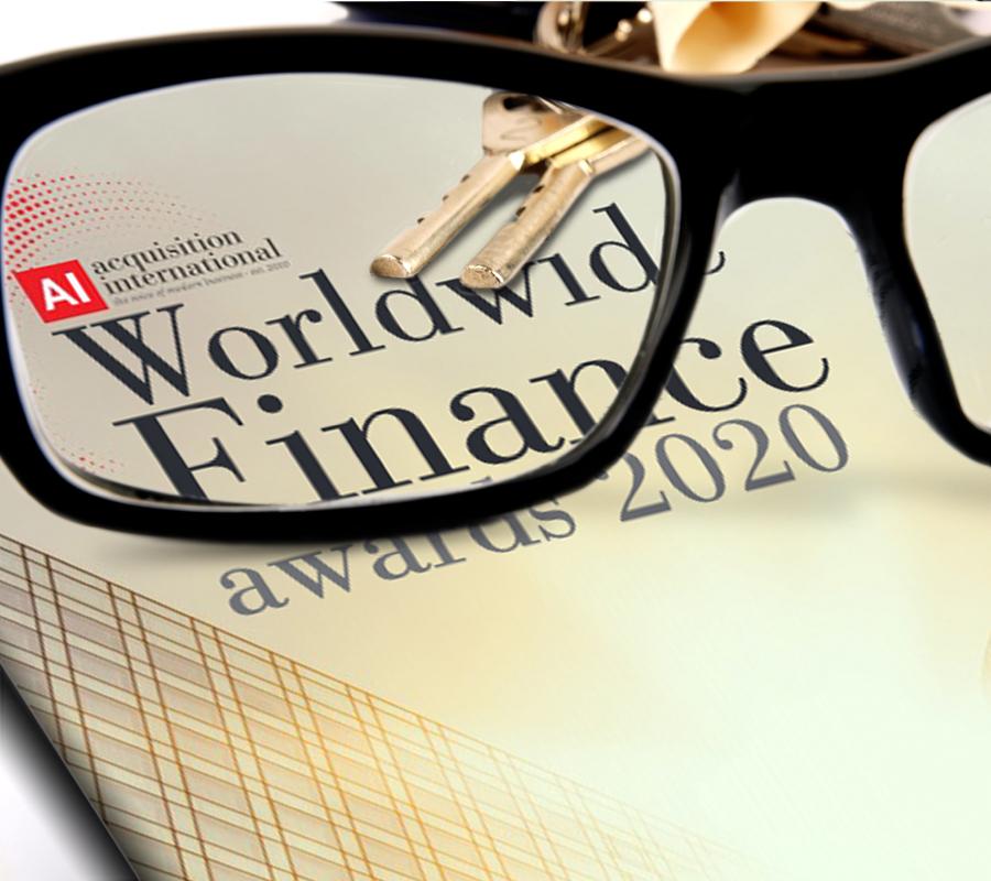 Finance award