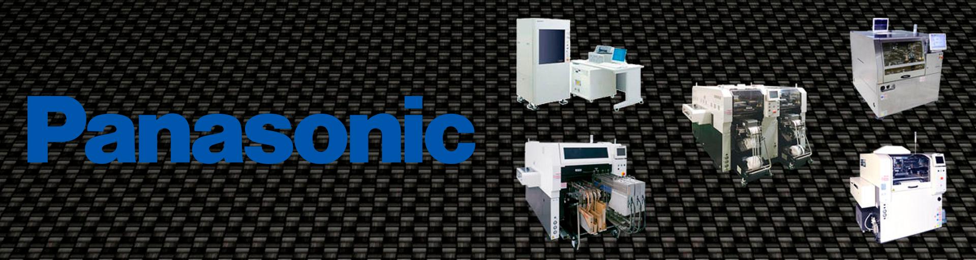 Panasonic SMT production line